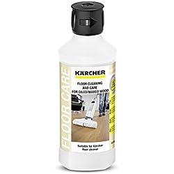 Kärcher 6.295-942.0 Nettoyant pour parquets huilés ou cirés (500ml) pour FC 5