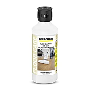 Kärcher 500ml Hard Floor Cleaner Oiled / Waxed Wood Detergent