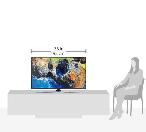Samsung UE40MU6179 101 cm (40 Zoll) 4k Fernseher - 8