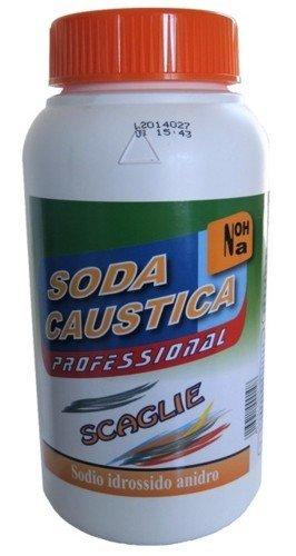 Set 12 Soda Caustica Confezione Kg 1 Colori