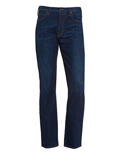 Armani Jeans Herren Jeanshose blau blau Denim
