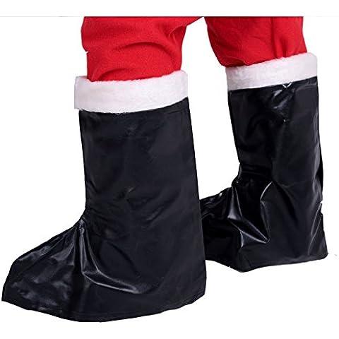 5pcs Natale Natale stivali scarpe moda stivali-Santa Claus stivali decorazioni di Natale di Babbo Natale