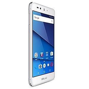 BLU Grand X LTE UK SIM-Free Smartphone - Silver