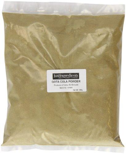 justingredients-indischer-wassernabel-pulver-gotu-kola-powder-1er-pack-1-x-500-g