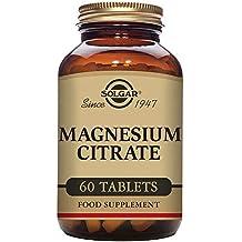 Solgar Citrato Magnesio - 60 Tabletas
