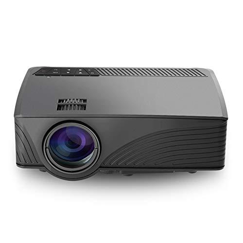 YSCCSY Projektor GP-12 GP12 LED LCD Projektor 800x480 Pixel 2000 Lumen 3D Unterstützung 1080P für Heimkinospieler Proyector - 738-stick