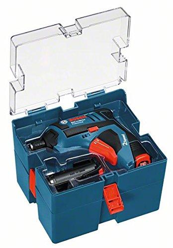 Bosch Professional Mini Akkuschrauber GSR Mx2Drive 3,6 V, 1,3 Ah - 2
