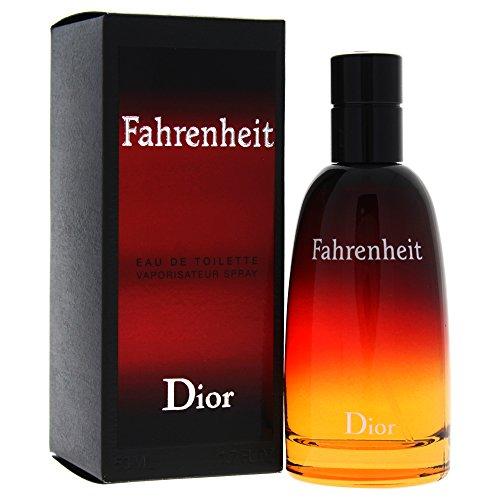 CHRISTIAN DIOR Eau de Toilette Hombre Fahrenheit Homme 50 ml