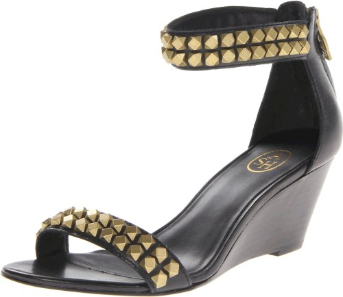 Ash Diamond Donna Nero Pelle Scarpe Sandali Taglia isplay EU 40