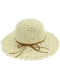 Amazon.it  cappello tesa larga donna - Blu   Cappelli e cappellini ... 4c29e0f8e83b