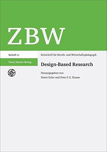 Design-Based Research (Zeitschrift für Berufs- und Wirtschaftspädagogik / Beihefte)
