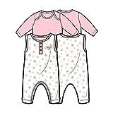 Steiff Kinder Baby Strampler und Shirt Rose (323) 56