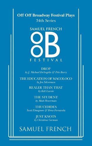 Off Off Broadway Festival Plays, 34th Series by Various (3-Feb-2010) Paperback