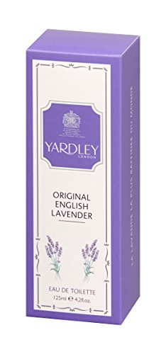 Yardley London English Eau de toilette Lavande, 125 ml