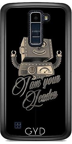 Coque pour LG K8 2017 - Je Suis Votre Robot Leader by Carsten Reisinger