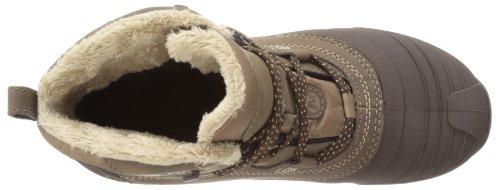 Merrell Snowbound Mid Waterproof, Scarpe da Arrampicata Donna Marrone (Braun (Dark Earth))