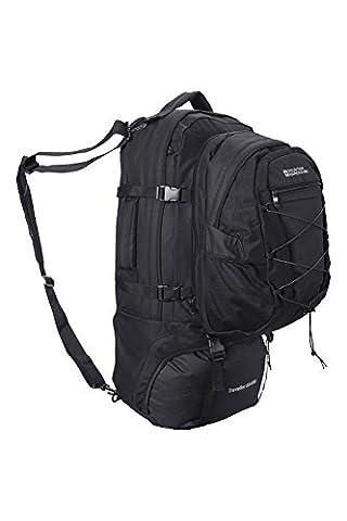 Mountain Warehouse Traveller 80L XL Rucksack Backpack Back Pack Walking