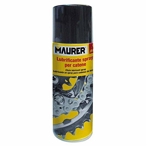 Maurer 12060362 Spray Lubrificante per catena di...