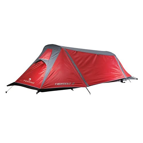 41PP  SMqHL. SS500  - Ferrino Lightent 2 - Camping Tends with Tunnel - Size 2
