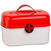 Pille-Kasten / Kasten-tragbarer Reisemedizin-Organisator für Medikation und Vitamin, großes Fach #39 preisvergleich bei billige-tabletten.eu