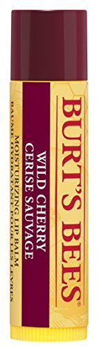 Burt's Bees Lippenbalsam Wild Kirsche, 1er Pack (1 x 4,25 g)