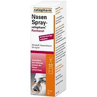 Nasenspray mit Dexpanthenol, unterstützt den Heilungsprozess der Nasenschleimhaut , Spasr-Set 5x20ml - preisvergleich