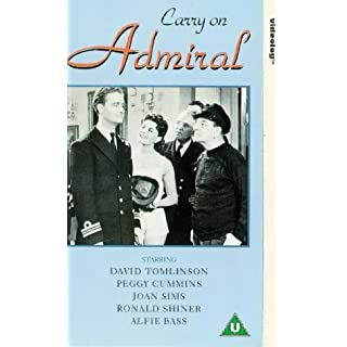 Carry On Admiral [VHS][1957]