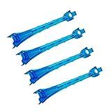 Traxxas 6652Alias LED Objektiv Modell KFZ-Teile, Blau