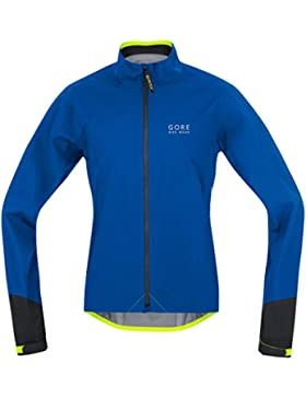 GORE BIKE WEAR, Chaqueta Ciclista Carretera, Hombre, Impermeable, GORE-TEX Active, POWER GT AS, Talla M, azul...