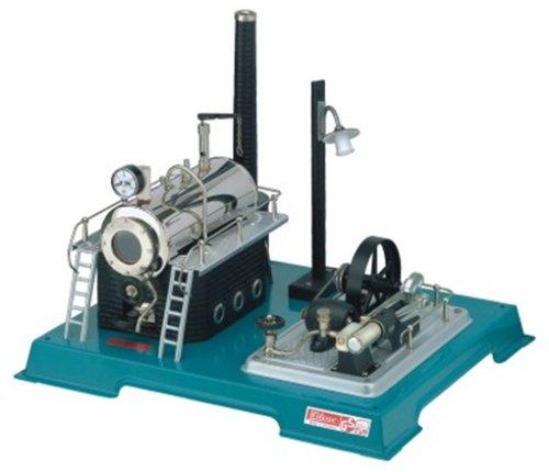 00018 - Wilesco D 18 - Dampfmaschine