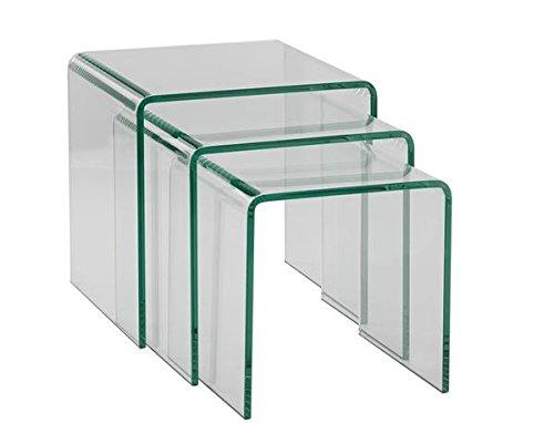 Tables gigognes design Calluna Mobilier-Déco