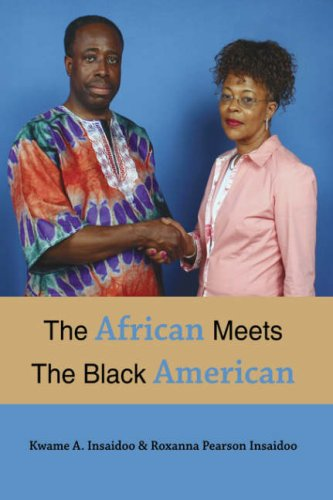 The African Meets The Black American