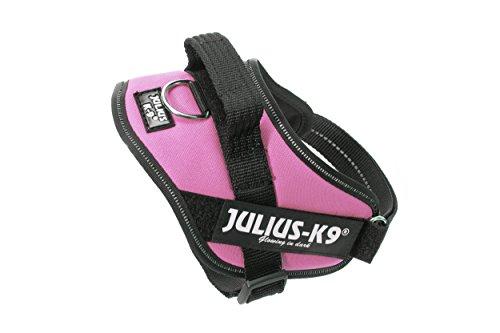 JULIUS K-9 Pettorina IDC, taglia: Mini, colore: rosa confronta il prezzo