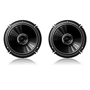 pioneer 6 inch speakers. Pioneer TS-G625 2-Way 6 Inch 250w Coaxial Car Speakers Set Of 2