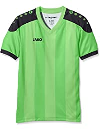 Jako Porto KA - Camiseta de fútbol Softgreen/Schwarz Talla:164