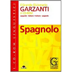 DIZ.SPAGNOLO-LINGUIST. +CD