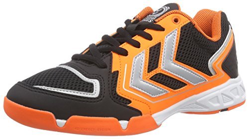 Hummel HUMMEL CELESTIAL X5, Scarpe sportive indoor Unisex - adulto, Arancio (Moonless Night 1514), 42