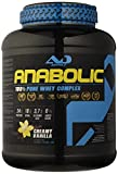 ADDICT SPORT NUTRITION - Anabolic Whey Complex - Tri whey 80 %  - 2000 grammes - Gout...