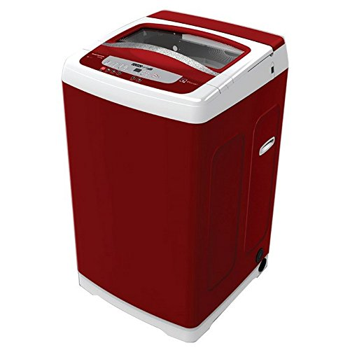 Electrolux 6.2 kg Fully-Automatic Top Loading Washing Machine (ET62ESPRM, Mystic Rose)