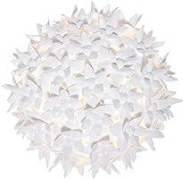 Kartell Lampada Da Parete/Soffitto Bloom Cw2 Bianco