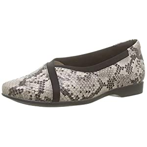 Clarks Damen Un Darcey Ease Slipper