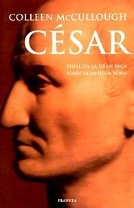 César par Colleen McCullough