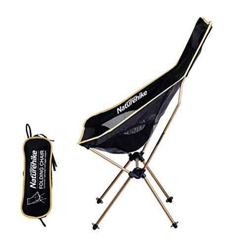 G-YL Fischenstuhl Folding Portable Camping Outdoor Ultra Light Mond Stuhl Freizeit Sketch Stuhl -/1276