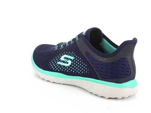 Skechers Microburst Supersonic Ladies Scarpe Sportive Blu