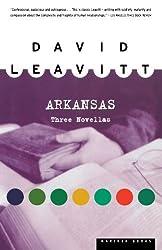 Arkansas: Three Novellas by David Leavitt (1998-04-03)