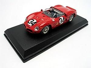 Arte Modelo - Art209 - Vehículos en Miniatura - Modelo para la Escala - Ferrari Dino 246 SP - Sebring 1962 - Escala 1/43