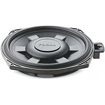Vibe Optisound Mid Woofers UNDERSEAT Subwoofer Para BMW 5 Series E60//E61//F10//F11