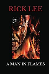 A Man in Flames (mick fletcher thrillers Book 1)