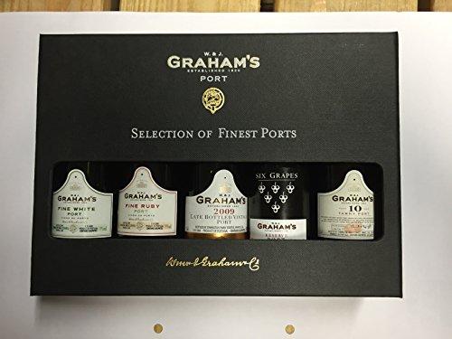 Grahams Port 5 x 0,05 Liter
