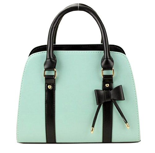 Keral Neue Handtaschen-Schulter Bote Tasche Totes (blau) -